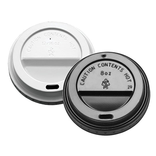 Flat Cup Lids (Sip Style)