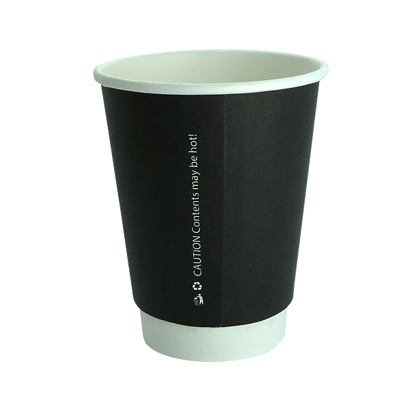 Double-Wall Cups (Black)