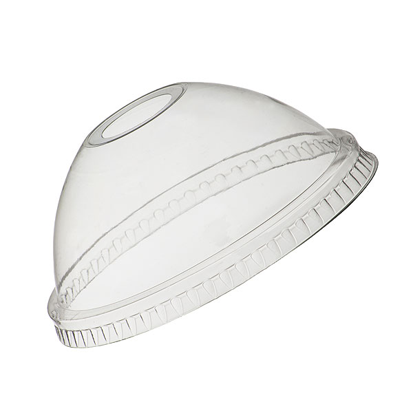 Domed Cup Lids