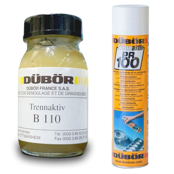 Release and Divider Oils