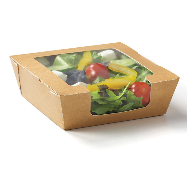 Salad Boxes and Trays