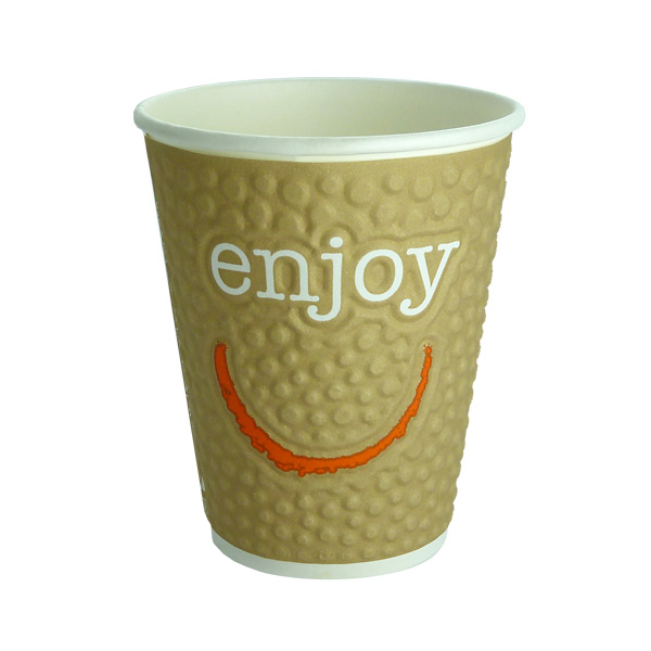 Embossed Cups – 9oz