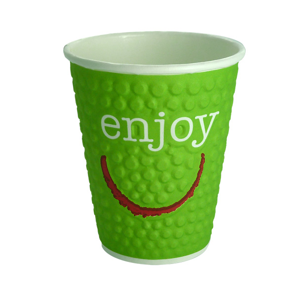 Embossed Cups – 12oz