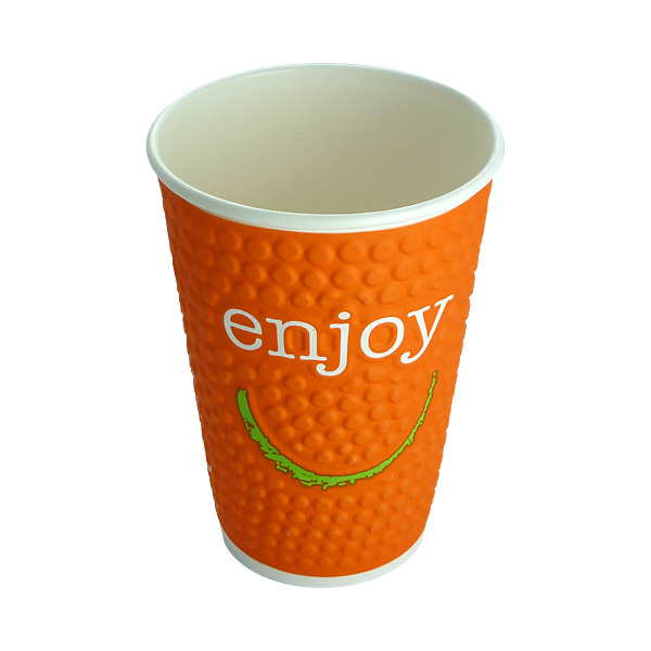 Embossed Cups – 16oz