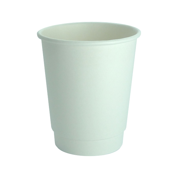 Double-Wall Cups (White)