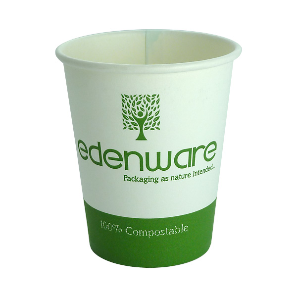 Compostable Cups (White)