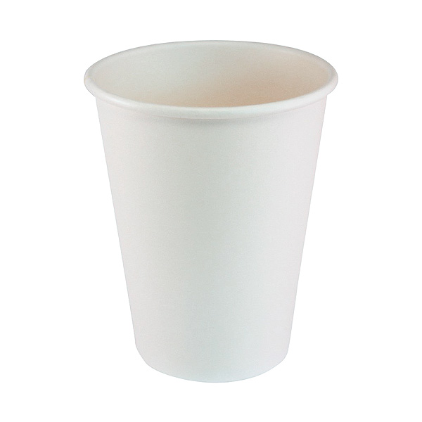 Single Wall Cups (White)